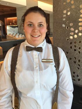 Daniela - Manager servizio vice
