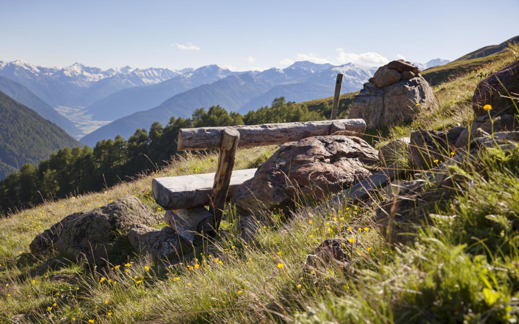 Rundwanderweg 360° Obervinschgau