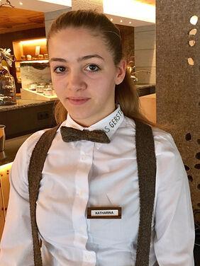 Katharina - servizio in sala