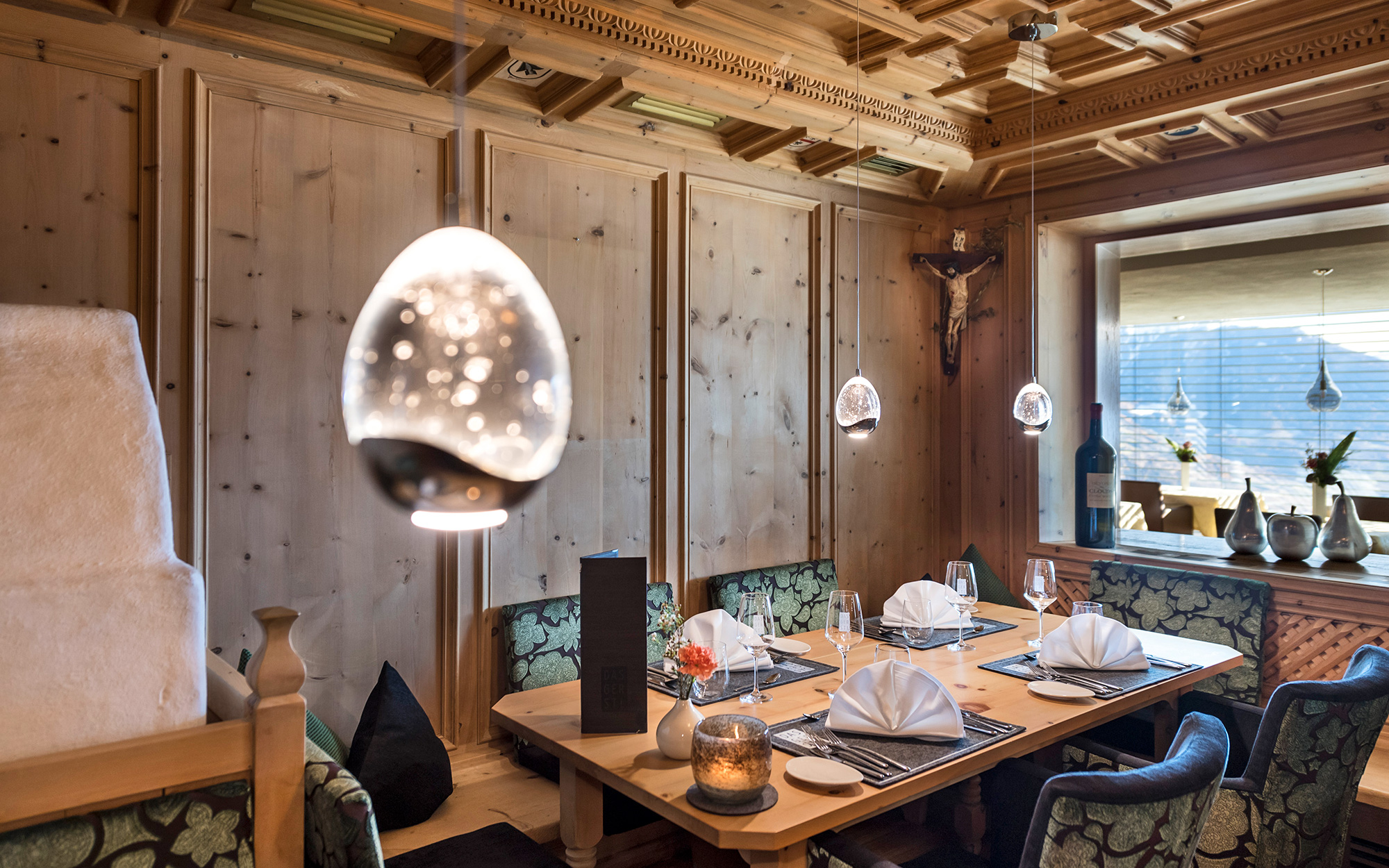 Alpin Relax Hotel Das Gerstl News Die Vinschger Stube